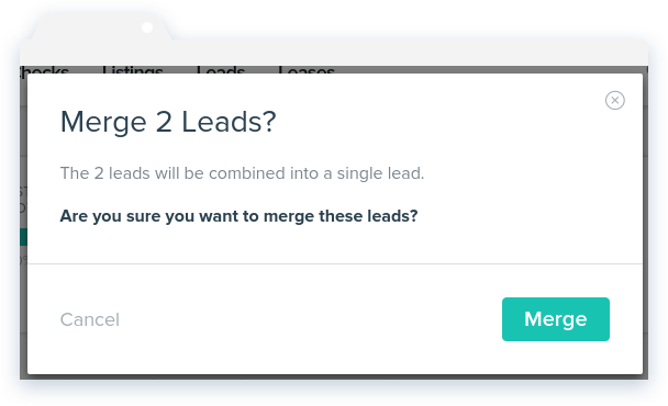 NowRenting Merge Leads