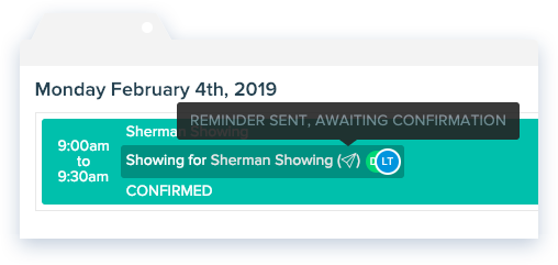 NowRenting: Awaiting Reconfirmation