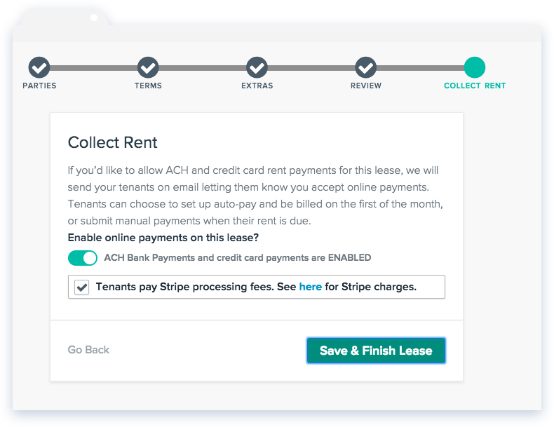 NowRenting Collect Rent Online